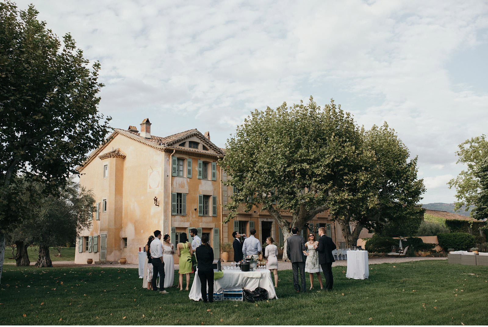 Sebastien Boudot Photographer Provence Wedding