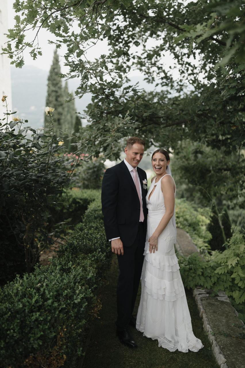 Chateau Saint Jeannet Wedding Photographer