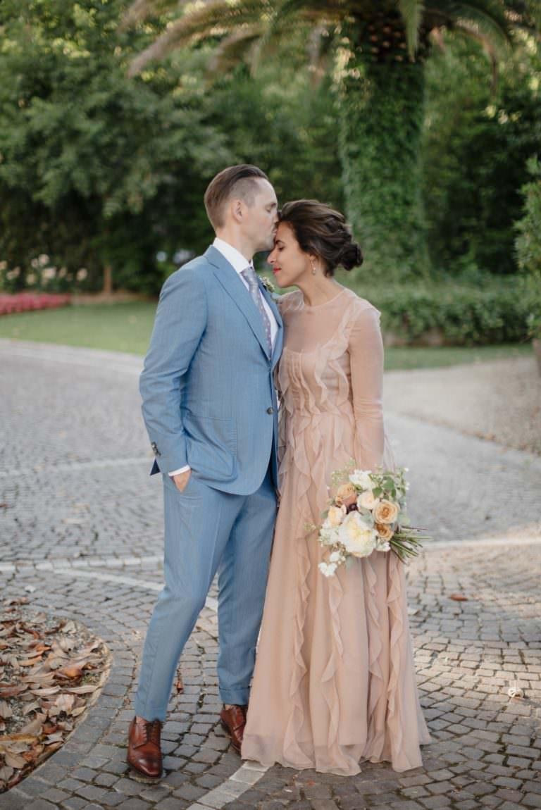 Villa Cora Wedding Photographer