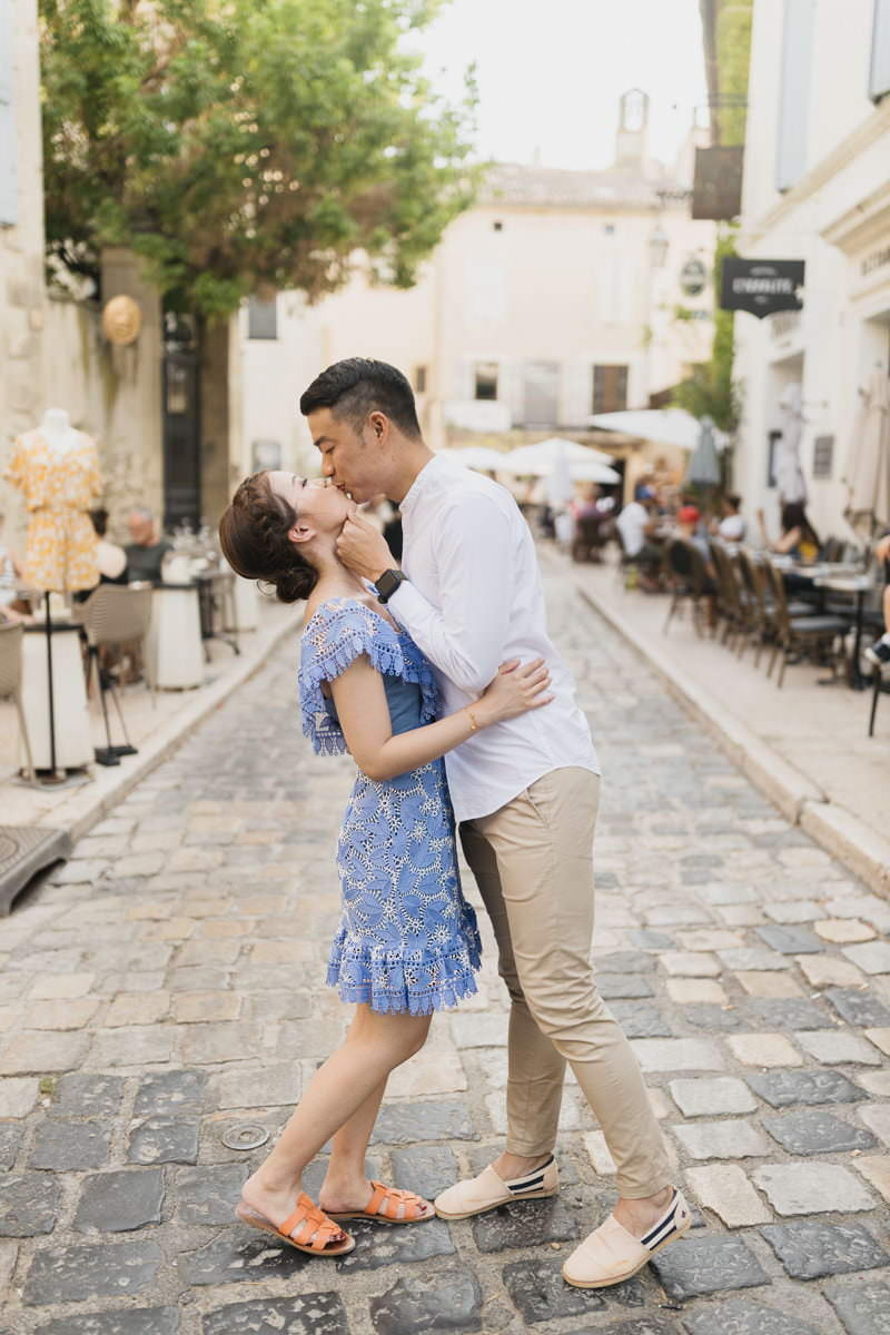 france Provence engagement pictures